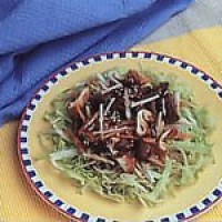 Spicy Beef Salad-Asian Style