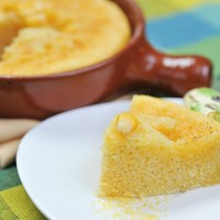 Corn Bread A la Minute