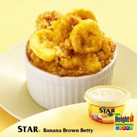 Star Banana Brown Betty