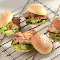 Chicken Salad Buns